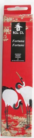 Japanese Incense | Koh-Do | Fortune (Chrysanthemum) | 20 stick box | Low Smoke