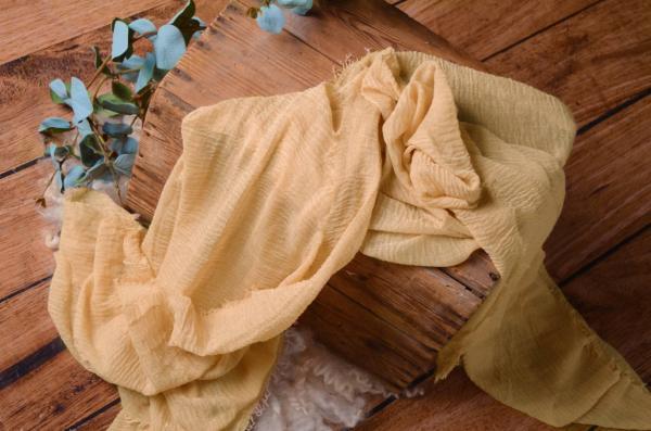 Wrap de algodón vainilla
