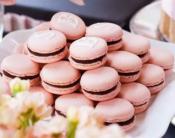 Coffret 15 macarons Lavande salé