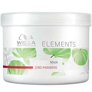 Masque Wella Elements 500ml